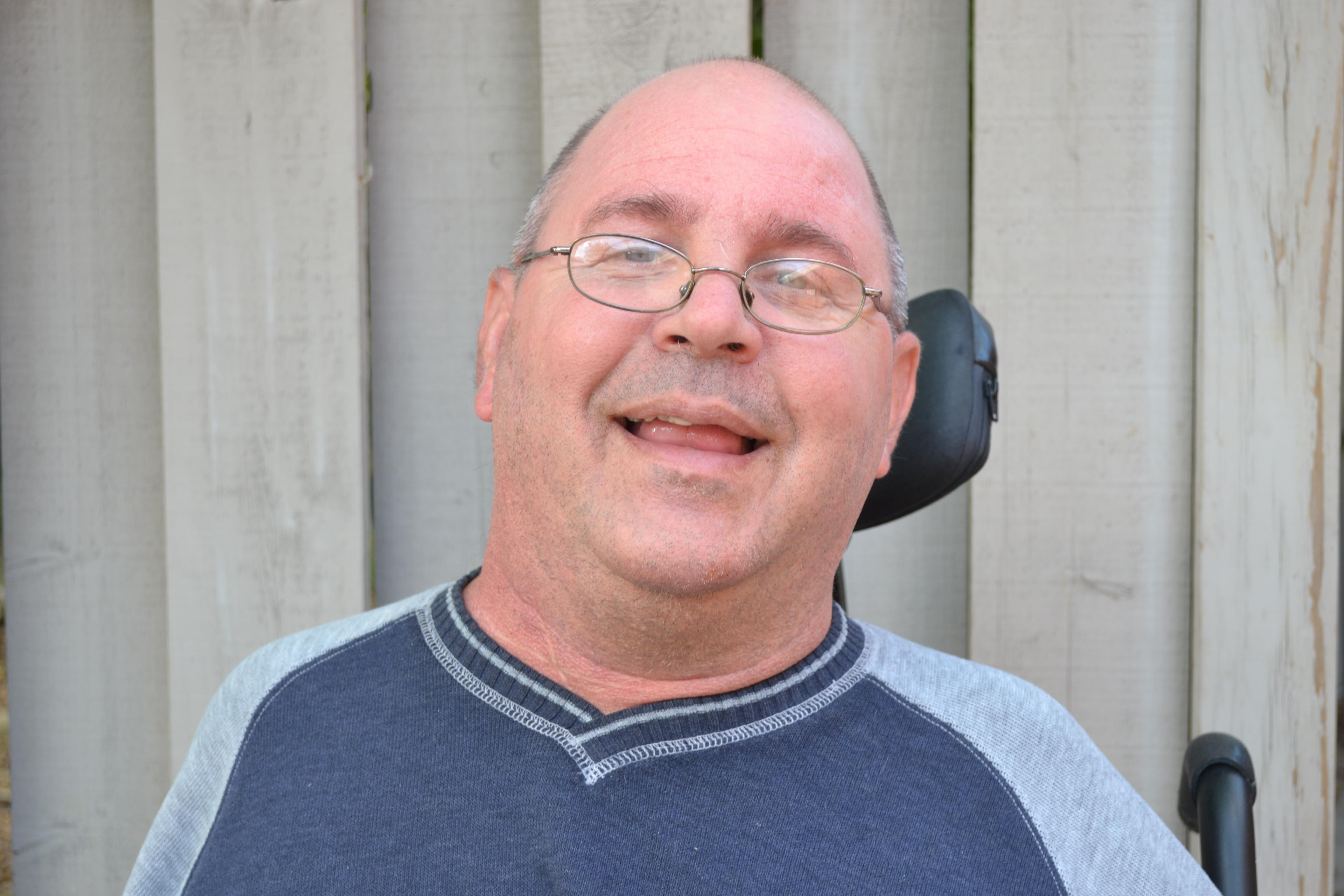 BCFR Board Member, Max Lewis