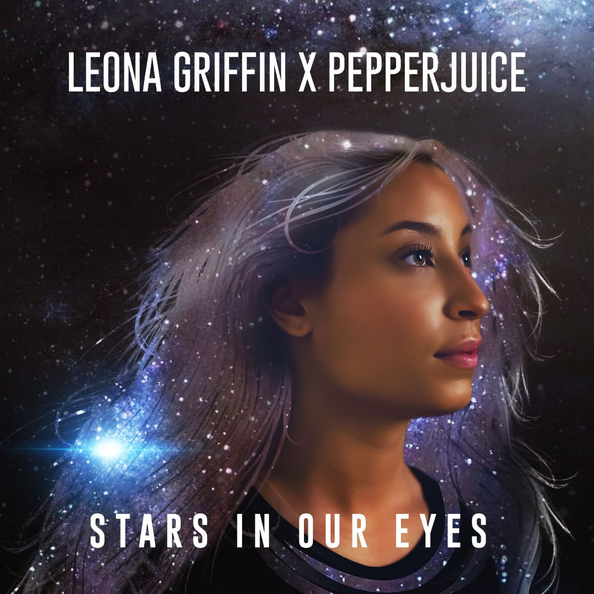 Leona Griffin & Perpperjuice – STARS IN OUR EYES