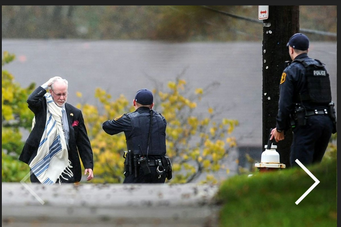 Yesterday's synagogue massacre in Pittsburgh
