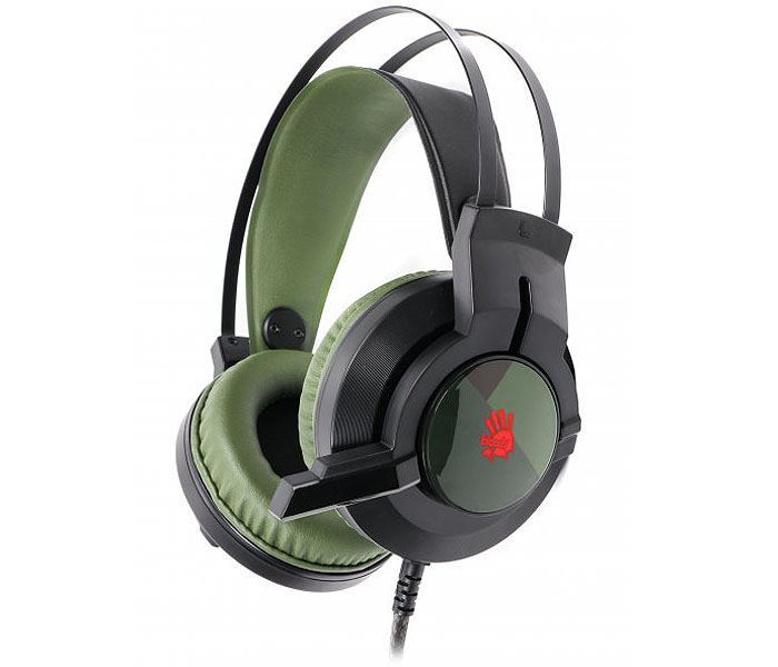 A4Tech J437 Bloody (Army Green)