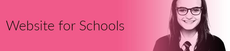 Website for Schools