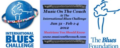 Music On The Couch at the 2012 International Blues Challenge