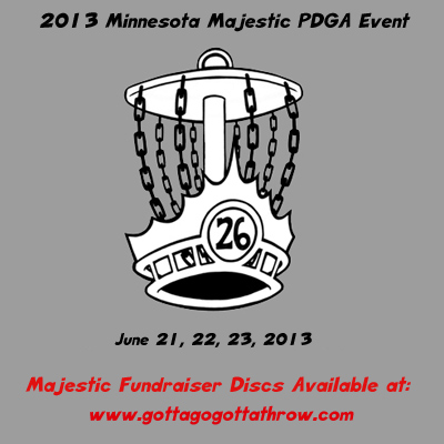 2013 Minnesota Majestic, June 21, 22, 23rd