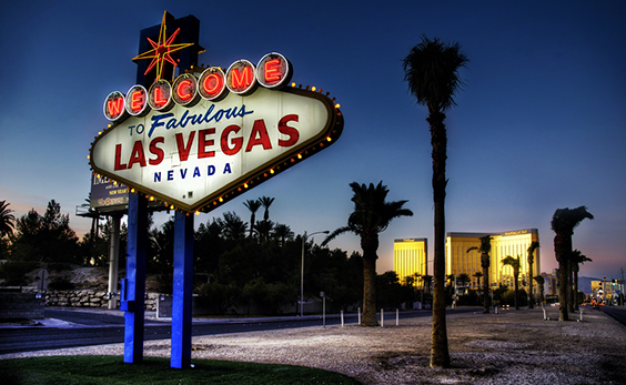 """Welcome to Las Vegas"" by William Beem"