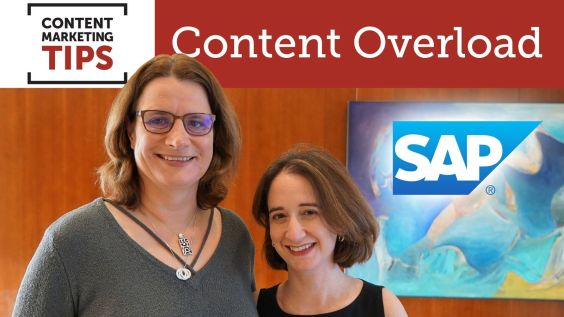 How SAP Took One Concept and Turned It into 500 Pieces of Content