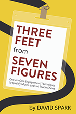 Book cover for Three Feet from Seven Figures