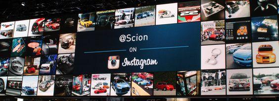 @Scion on Instagram