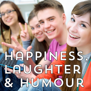Happiness, laughter & humour ecourse