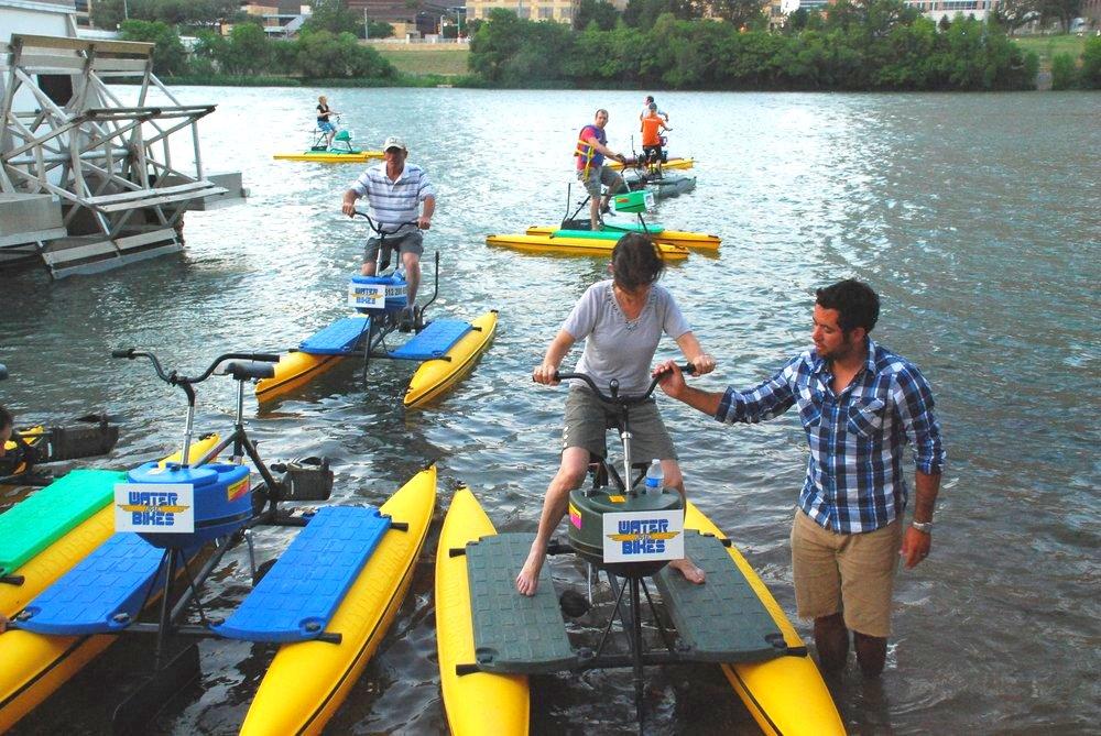 Austin Water Bikes!