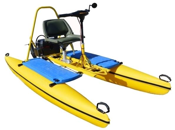 The Hydrobike Electric Cruiser