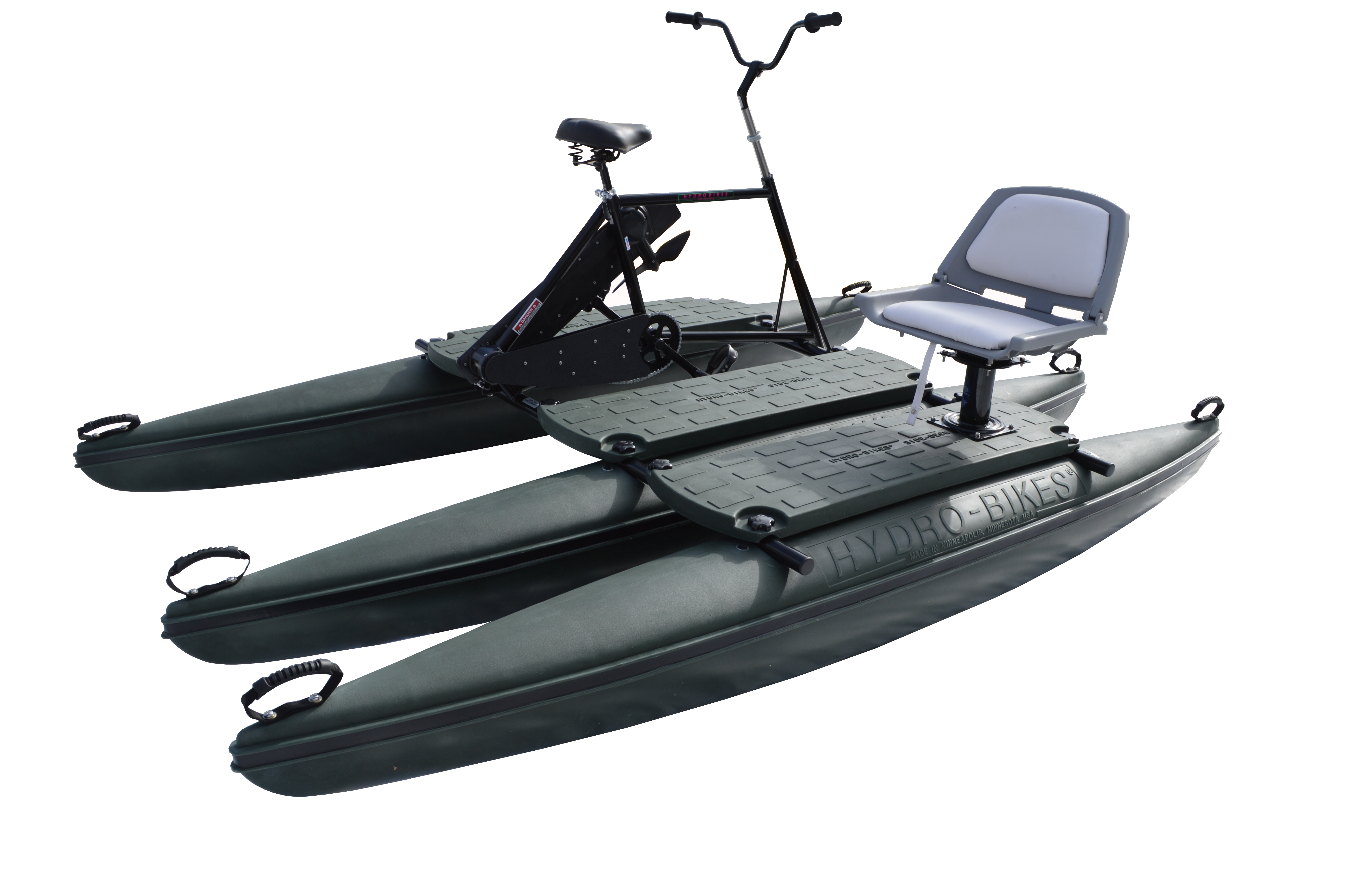 The Hydrobike Angler