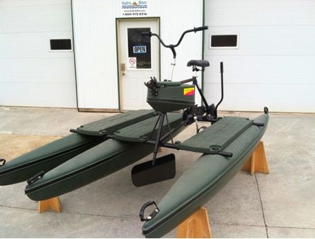 Hydrobike Angler