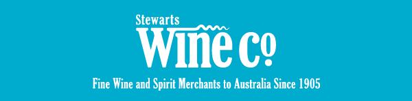 Stewarts Wine Co Logo