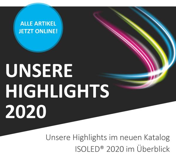 Unserer Highlights 2020