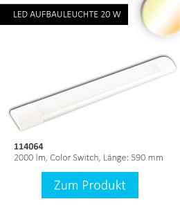 LED Aufbauleuchte 20 W