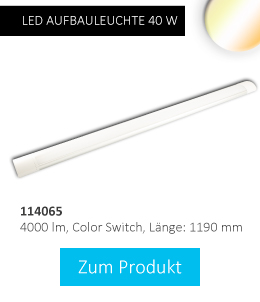 LED Aufbauleuchte 40 W