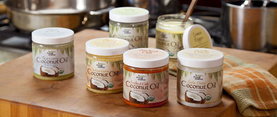 coco oils category Tell Your Sweetheart You Care with Organic Super Teas