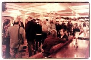 IDCC11: Drinks reception, SS Great Britain, 05.12.11