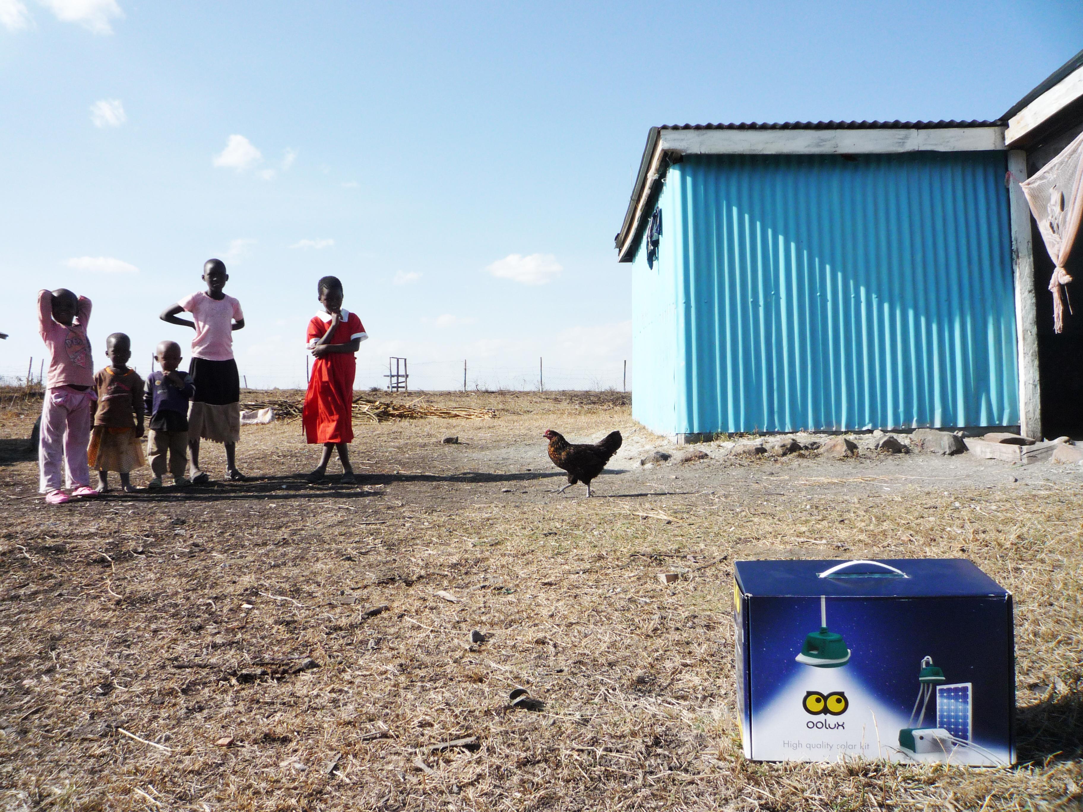 OOLUX au Kenya