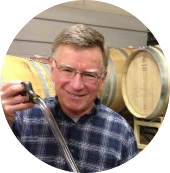 Photo of Mark Blumenberg - Winemaker for Blumenhof Winery