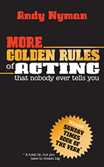 More Golden Rules of Acting cover