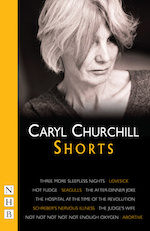 Caryl Churchill: Shorts cover