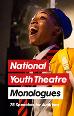 National Youth Theatre Monologues cover