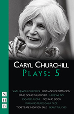 Caryl Churchill Plays: Five cover