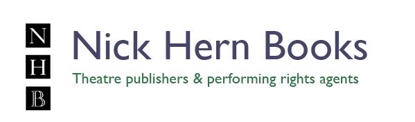 Nick Hern Books newsletter banner