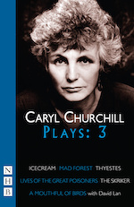 Caryl Churchill Plays: Three cover