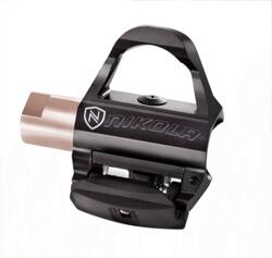 Nikola Innovation - titanium bike pedal
