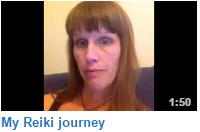"""video - """"My Reiki journey"""""""