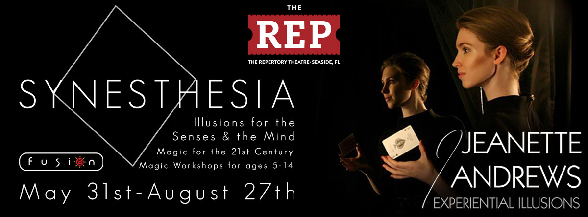 At 'The Rep' this summer ……..