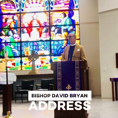 Bishop David Bryan