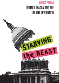 Cover of book Starving the Beast