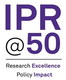 IPR @ 50 logo