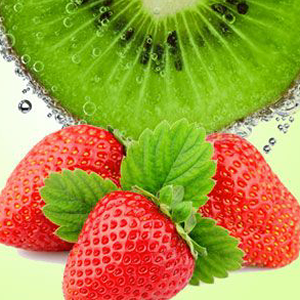 Strawberry Kiwi Candle Scent