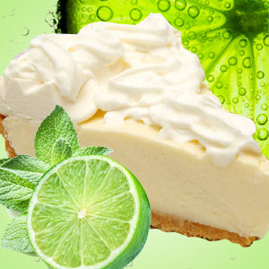 Key Lime Pie Scented Soy Candle