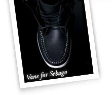 Vane for Sebago