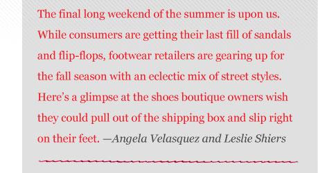 Retailer's Picks