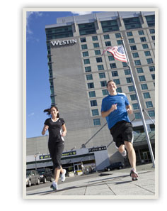 New Balance and Westin Help Travelers Stay Fit