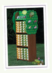 Monkey Bunch display