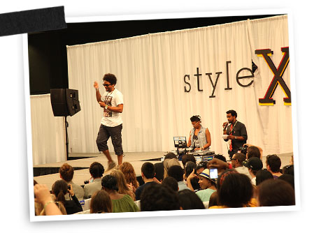 Style X at SXSW