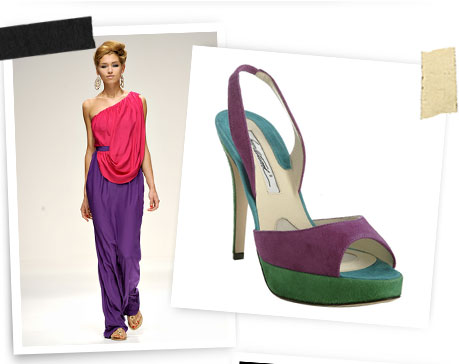 Color Theory - Issa and Brian Atwood