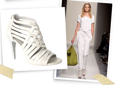 White Noise - Bronx and Bottega Veneta
