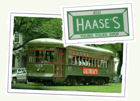 Haase's Young Folks Shop