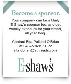 Become a sponsor.