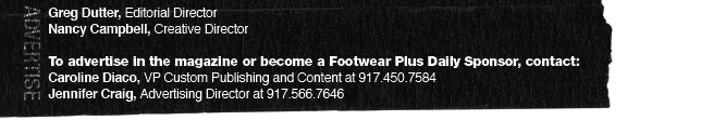 Advertise with Footwear Plus