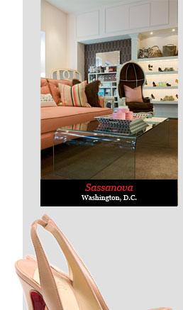 Sassanova - Washington, D.C.