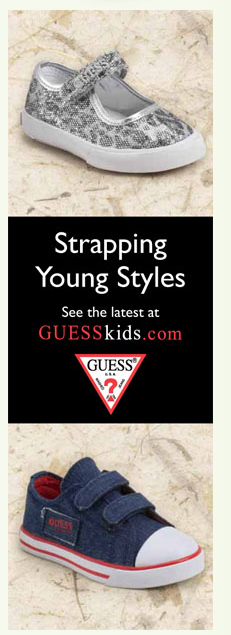Strapping Young Styles - See the latest at GuessKids.com
